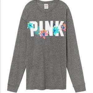 Pink VS long sleeve tee